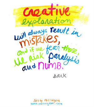Creative Exploration by Marie-Chantale Turgeon CC by nc nd